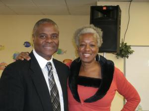 Pastors Louis & Johnetta Reeves